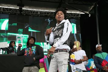 NBA Youngboy: Search Warrant Reportedly Issued For His DNA Sample In NC Firearms Bust