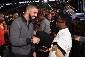 Kevin Hart Explains Why Him & Drake Didn't Bet On 76ers-Raptors Series