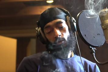 "Nipsey Hussle Stars In Momoh's New Video For ""WestSide"""