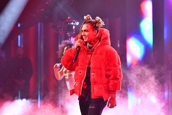 """Lil Pump Responds To Smoking At Gas Station Backlash: """"We Do That On The Regular"""""""