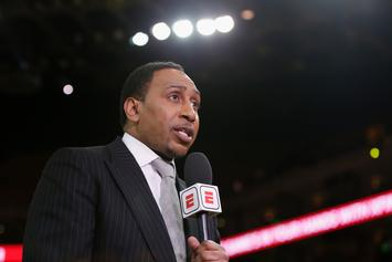 Stephen A. Smith Says Raptors Have Made Him Look Like An Idiot