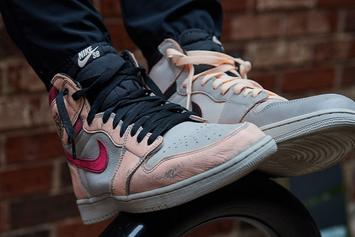 "Color-Shifting Nike SB x Air Jordan 1 ""NY To Paris"" Debuts Tomorrow"
