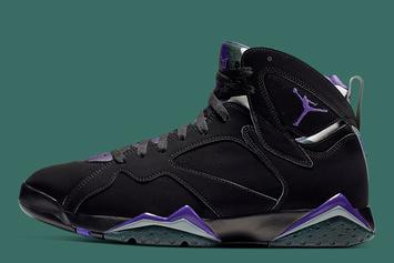 "Air Jordan 7 ""Ray Allen"" Drops Next Weekend: Official Details"