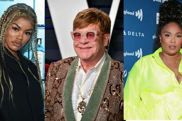 Teyana Taylor, Lizzo Respond To Being Praised By Elton John
