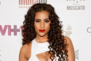Cyn Santana Spotted Living Her Best, Single Life With Celebratory Twerk