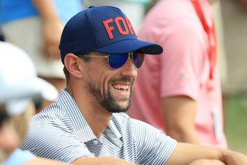 Michael Phelps Opens Up About His Struggles With Suicidal Thoughts