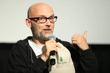 Moby Apologizes To Natalie Portman For Claiming They Dated In Autobiography