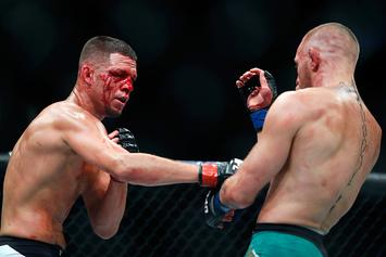 UFC Unleashes Nate Diaz Highlight Reel Ahead Of Long Awaited Return