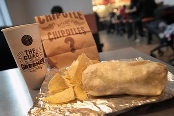 Chipotle Giving Away Free Burritos Throughout NBA Finals