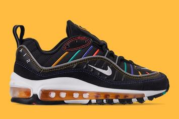 "Nike Air Max 98 ""Martin"" Releasing This Summer: Official Images"