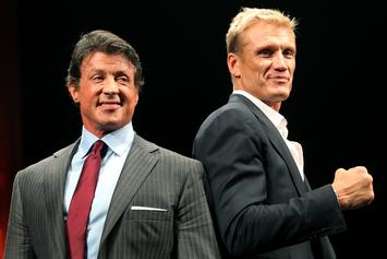 "Sylvester Stallone Nearly Died From Dolph Lundgren's Punch Filming ""Rocky IV"""