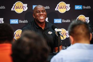 "Magic Johnson Denies Bullying Employees: ""That's Not What I'm About"""