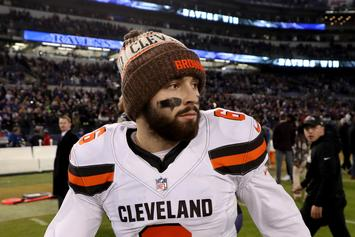 "Baker Mayfield Throws Shots At Colin Cowherd, Calls Him A ""Liar"""