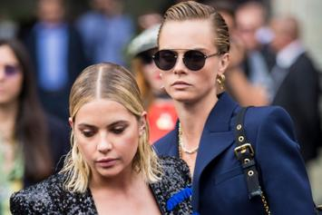 Cara Delevingne & Ashley Benson Seen With A $400 Sex Bench