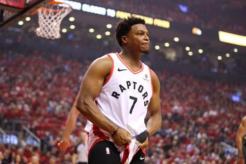 "Kyle Lowry On Hand Injury: ""During The Game, I Can't Feel My Thumb"""