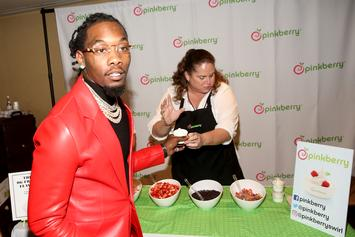 Offset's A Free Man After Phone Smashing Case Gets Dropped