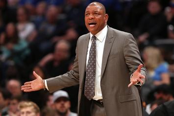 Doc Rivers Fined $50K By NBA Over Recent Kawhi Leonard Comments