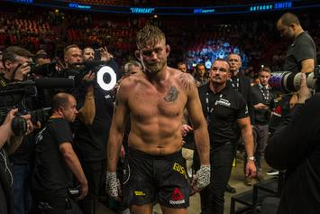 Alexander Gustafsson Retires From MMA After Submission Loss At UFC Fight Night 153