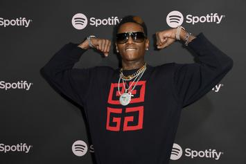 "Soulja Boy Lets Fans Know He's Planning ""The Biggest Comeback Of 2019"" Once He Leaves Jail"