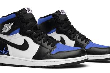 "Air Jordan 1 High OG ""Game Royal"" Rumored For 2020: First Look"