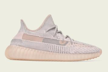 "Adidas Yeezy Boost 350 V2 ""Synth"" Release Date, Closer Look"