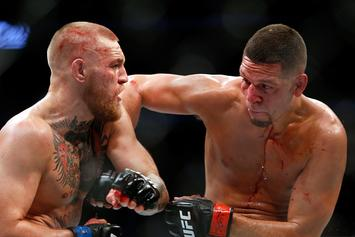 """Nate Diaz Shoots Down Conor McGregor Trilogy: """"I'm Interested In Winners"""""""