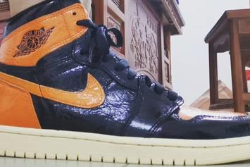 "Air Jordan 1 ""Shattered Backboard 3.0"" Coming Soon: First Look"