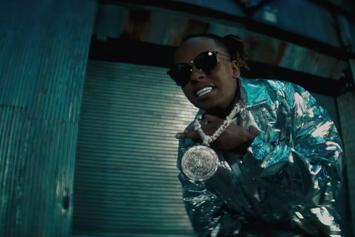 """Rich The Kid Boasts His Wealth In """"Racks Today"""" Visual"""