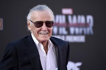 Stan Lee's Daughter Slams Former Manager For Elder Abuse & Embezzlement