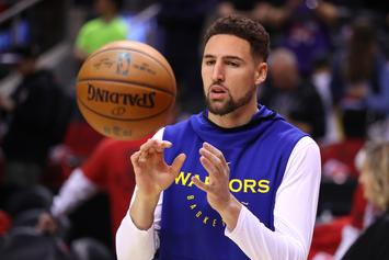 Klay Thompson Offers An Update On His Injury Status Ahead Of Game 3