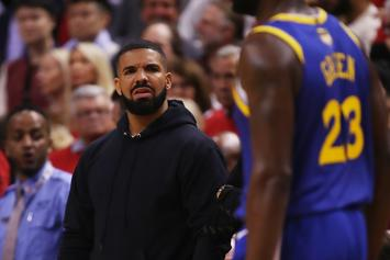 Drake's Music Banned On Bay Area Radio Station Until The End Of NBA Finals