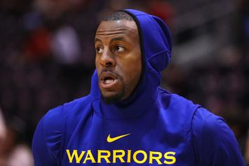 "Andre Iguodala Confesses That He Hates Being Called ""Iggy"""