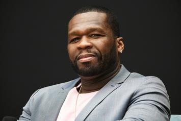 50 Cent Squares Up With Aspiring Rapper Who Interrupts His Date: Watch