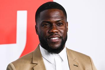 "Kevin Hart Poises Himself For Paramount's ""Scrooged"" Remake"