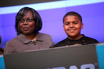 "Notorious B.I.G.'s Mother & Son Confirm Arrival Of ""Christopher Wallace Way"""