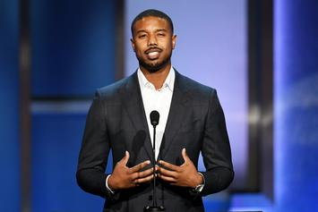 "Michael B. Jordan Says He's Been Offered To Play Every ""Historical Black Figure"""