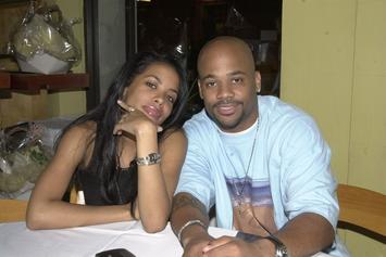 "Dame Dash Celebrates Aaliyah With ""Life-Changing"" Throwback Pic"