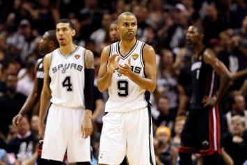 Tony Parker Announces Retirement After 18 NBA Seasons: Twitter Reacts