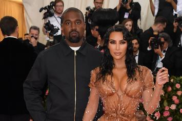 Kim Kardashian Shares First Close-Up Photo Of Baby Psalm West