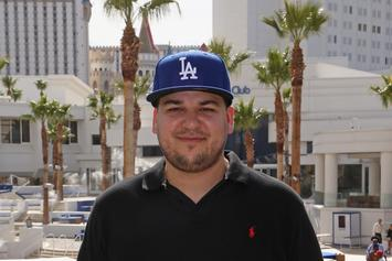 Rob Kardashian Pulls Fashion Merch After Accusations Of Stealing Logo