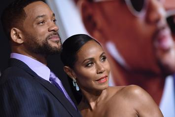 "Jada Pinkett Confirms ""Betrayals Of The Heart"" In Marriage To Will Smith"