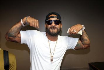 "Jim Jones Reflects On Stealing ""Ballin!"" Ad-Lib From Tupac"