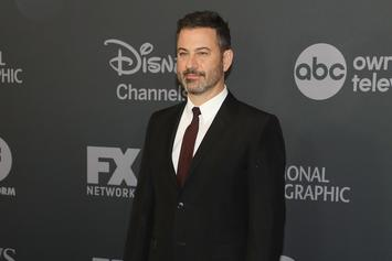"Jimmy Kimmel Teases Pretend Involvement In ""Spider-Man: Far From Home"""