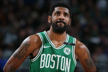 Kyrie Irving Shares Cryptic Message On Instagram Prior To Free Agency