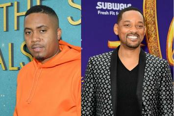 Nas & Will Smith Invest In App That Will Help Teens Learn Financial Literacy