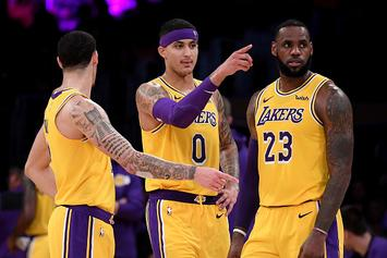 Pelicans-Lakers Trade Reportedly Hinges On Kyle Kuzma