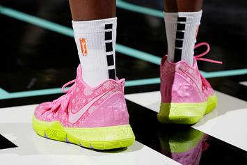 "Nike Kyrie 5 SpongeBob Pack Includes ""Patrick Star"" Colorway: New Photos"
