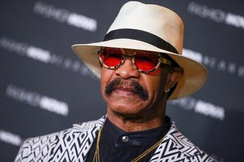 Drake's Dad Reacts To Toronto Raptors' Win With Steph & Ayesha Curry Meme