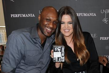 Khloe Kardashian Congratulates Lamar Odom On Making NYT Best-Sellers List