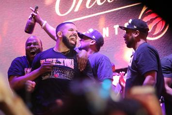 Drake's Father Explains Why Rapper Didn't Attend Oakland Games During Finals